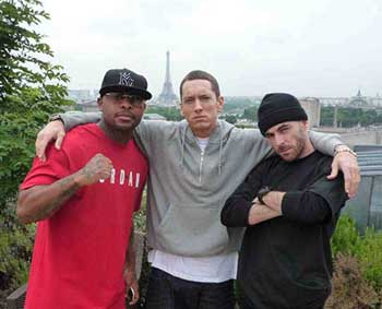 Royce Da 5′9″, Eminem a The Alchemist