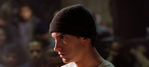 Eminem ve filmu 8 Mile