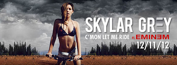 Skylar Grey - C'mon Let Me Ride