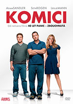Komici / Funny People (2009)
